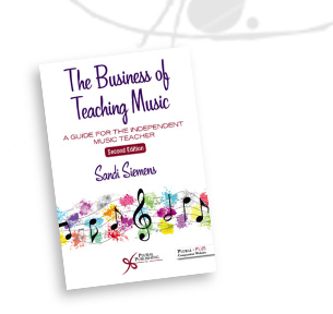 Business of Teaching Music book cover