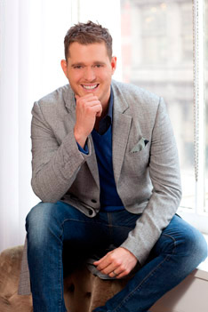 photo of Michael Buble